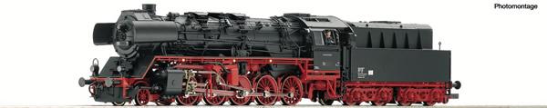 Roco 72245 - German Steam locomotive class 50.50 of the DR (DCC Sound Decoder)