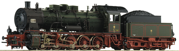 Roco 72261 - Royal Prussian Steam Locomotive Class G 10 of the K.P.E.V.