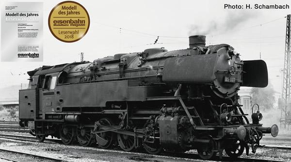 Roco 72263 - Steam locomotive 85 001, DB