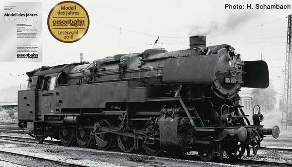 Roco 72267 - Steam locomotive 85 001, DB