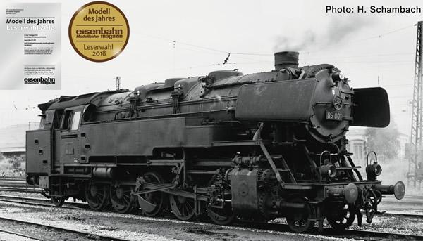 Roco 72267 - Steam locomotive 85 001, DB