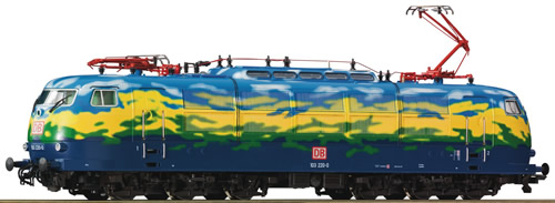 Roco 72308 - German Electric Locomotive 103 220-0 of the DB AG
