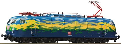 Roco 72308 - German Electric Locomotive 103 220-0 of the DB AG