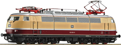 Roco 72310 - Electric locomotive BR 103, DB