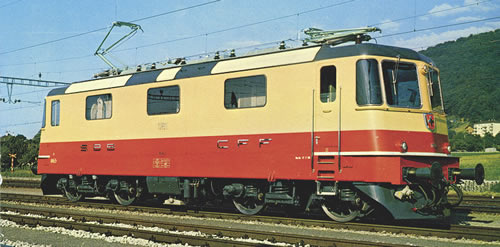 Roco 72401 - Electric locomotive Re 4/4 II, 2 STA,sound