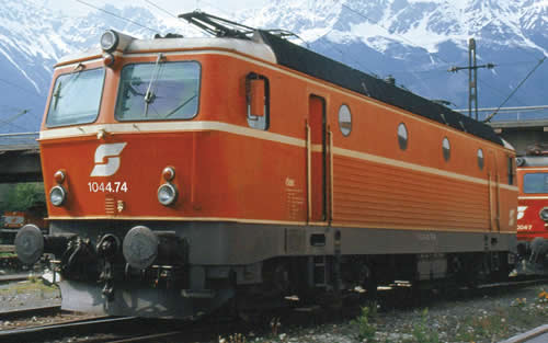 Roco 72428 - Electric locomotive Rh 1044, orange