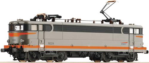 Roco 72461 - Electric Locomotive BB 16000 Sound