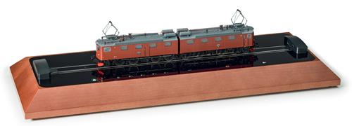 Roco 72534 - Electric locomotive Dm, SJ, with smartRail w/sound