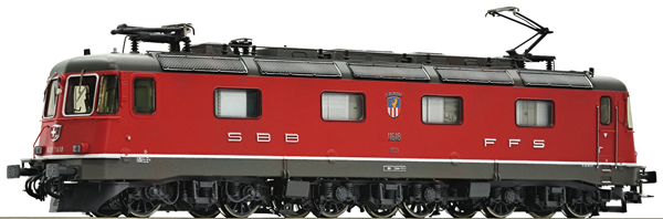 Roco 72602 - Swiss Electric Locomotive Re 620 of the SBB