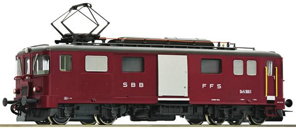 Roco 72656 - Swiss Diesel Locomotive De 4/4 of the SBB