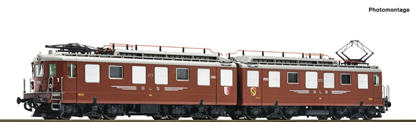 Roco 72690 - Swiss Electric locomotive Ae 8/8 272 of the SBB