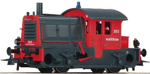 Roco 72729 - Diesel locomotive series 200/300, NL-Railion