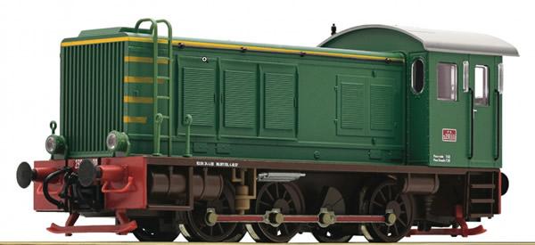 Roco 72811 - Diesel locomotive D236, FS