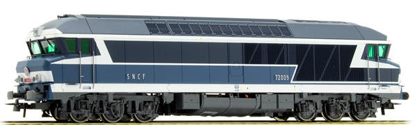 Roco 72986 - French Diesel Locomotive CC 72000 of the SNCF