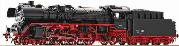 Roco 73015 - German Steam Locomotive Class 03 (Reko) of the DR (DCC Sound Decoder)