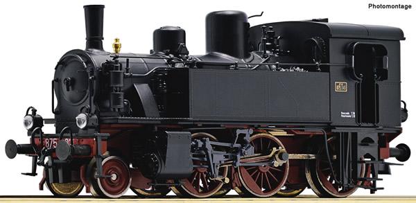 Roco 73017 - Italian Steam locomotive 875 045 of the FS