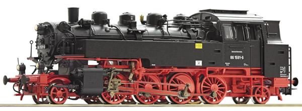 Roco 73021 - German Steam locomotive class 86 of the DR (DCC Sound Decoder)