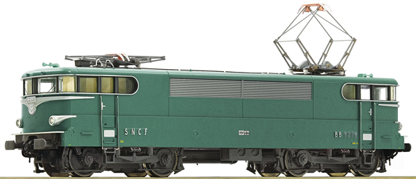 Roco 73048 - French Electric Locomotive Class BB 9200 of the SNCF