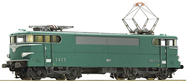 Roco 73049 - French Electric Locomotive Class BB 9200 of the SNCF (DCC Sound Decoder)