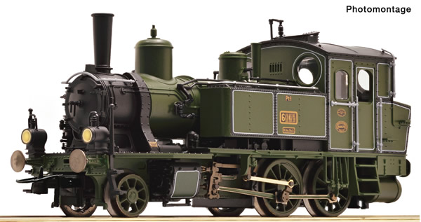 Roco 73052 - German Steam locomotive Type Pt 2/3 of the K.Bay.Sts.B.