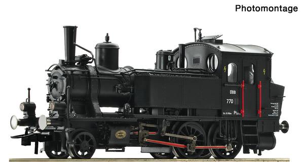 Roco 73054 - Austrian Steam locomotive class 770 of the ÖBB