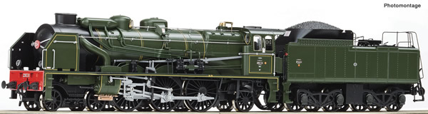 Roco 73079 - French Steam locomotive 231 E 40 of the SNCF (DCC Sound Decoder)