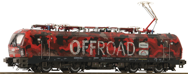 Roco 73104 - Electric Locomotive 193 555-0, TX-Logistik