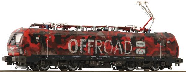 Roco 73105 - Electric Locomotive 193 555-0, TX-Logistik (DCC Sound Decoder)