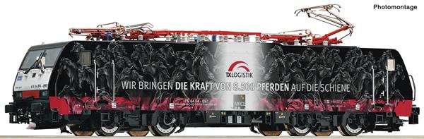 Roco 73107 - German Electric locomotive 189 997-0 of the MRCE (DCC Sound Decoder)