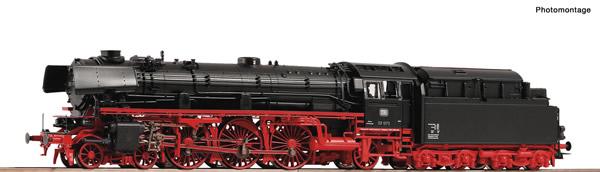 Roco 73121 - German Steam locomotive 03 1073 of the DB  (DCC Sound Decoder)