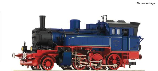 Roco 73159 - Cogwheel steam locomotive
