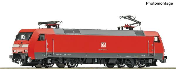 Roco 73166 - German Electric locomotive class 152 of the DB AG