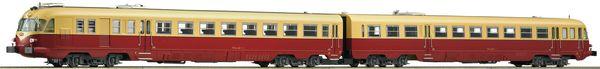 Roco 73177 - Italian Diesel Railcar Class ALn 448/460 of the FS (DCC Sound Decoder)