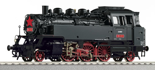 Roco 73203 - Czechoslovakian Steam Locomotive Series 365.4 of the CSD (DCC Sound Decoder)