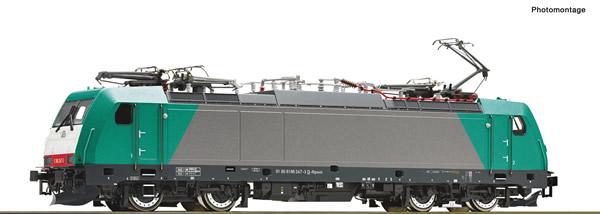 Roco 73227 - German Electric locomotive 186 247-3 Railpool (DCC Sound Decoder)