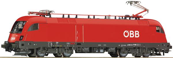 Roco 73246 - Austrian Electric Locomotive Class 1116 of the ÖBB (DCC Sound Decoder)
