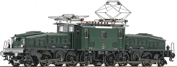 Roco 73249 - Electric locomotive Be 6/8 II, SBB