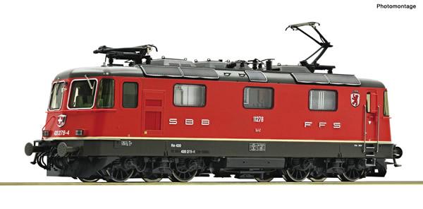 Roco 73259 - Swiss Electric locomotive 420 278-4 of the SBB (DCC Sound Decoder)