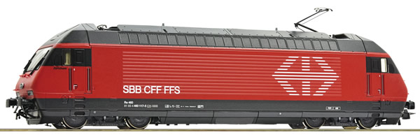 Roco 73285 - Swiss Electric locomotive Re 460 of the SBB