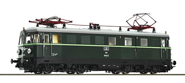 Roco 73297 - Austrian Electric Locomotive Class 1046.12 of the OBB (Sound)