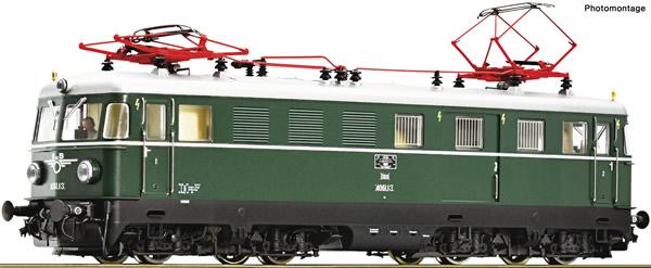 Roco 73309 - Austrian Electric rail car 4061.13 of the ÖBB (DCC Sound Decoder)