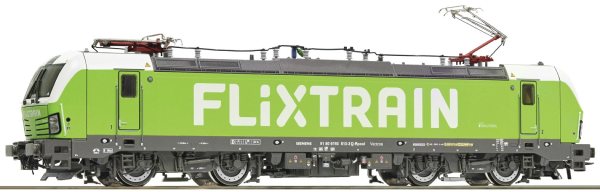 Roco 73313 - Electric Locomotive Class 193, Flixtrain (DCC Sound Decoder)