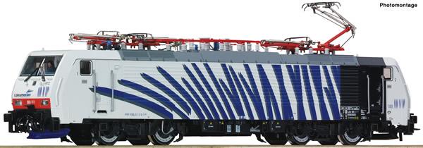 Roco 73317 - German Electric locomotive class 189,  Lokomotion (DCC Sound Decoder)