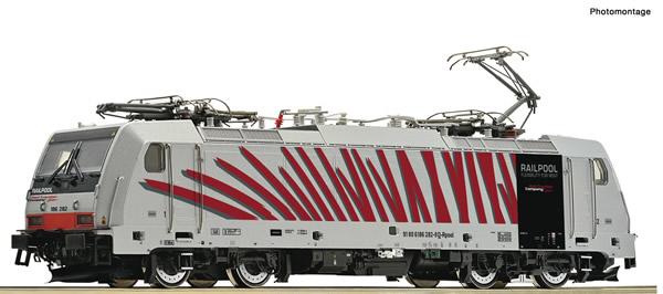 Roco 73319 - German Electric locomotive 186 282-0 Railpool (DCC Sound Decoder)