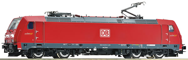 Roco 73337 - German Electric locomotive class 146.2 of the DB-AG (DCC Sound Decoder)
