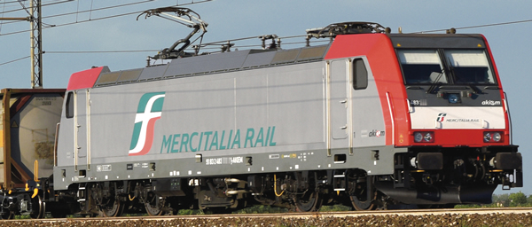 Roco 73340 - Italian Electric Locomotive E.483 Mercitalia of the FS