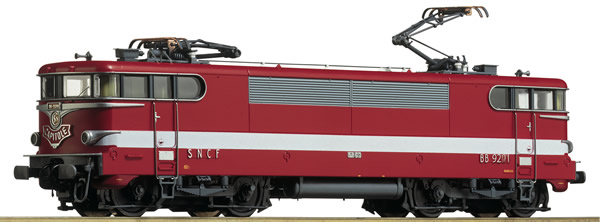 Roco 73397 - French Electric locomotive class BB 9200 of the SNCF (DCC Sound Decoder)