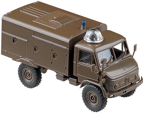 Roco 734 - Unimog S 404 TroLF 750 Tank Fire Engine