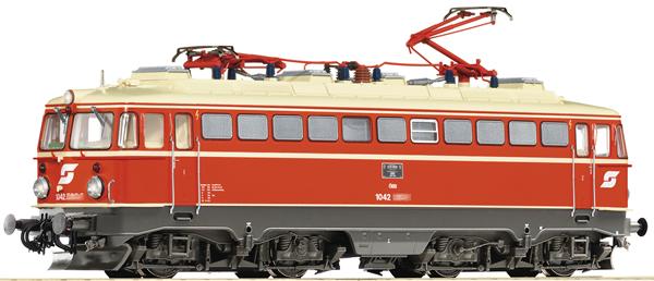 Roco 73474 - Austrian Electric Locomotive Class 1042 of the ÖBB