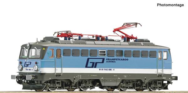 Roco 73478 - Austrian Electric locomotive 1142 696-4